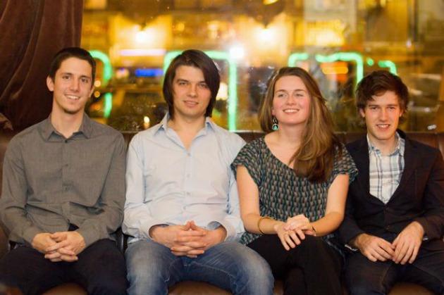 Karosi Júlia Quartet (Fotó: Raffay Zsófia)