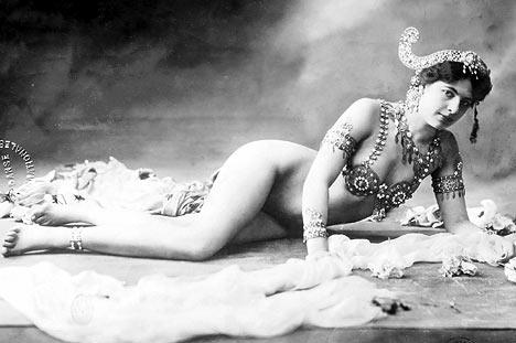 Mata Hari (fotó: wikipedia)