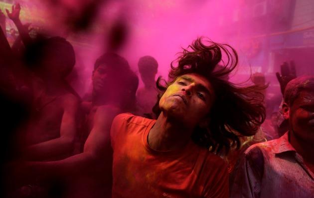 Fotó: MTI/AP/Anupam Nath