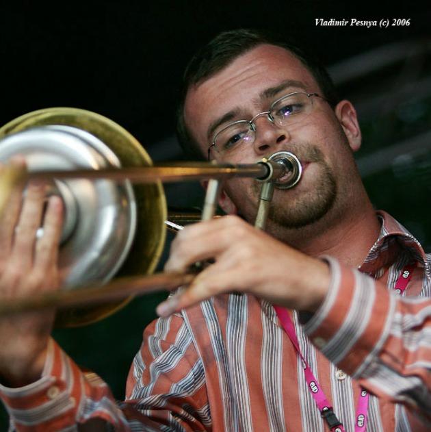 Korb Attila (Fotó: bohemragtime.com)