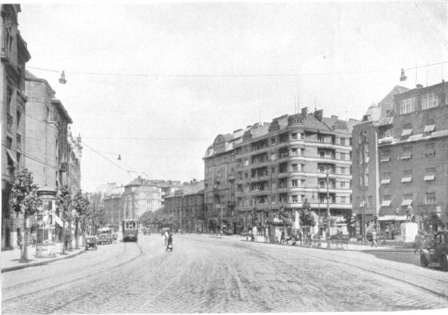 A Bartók Béla út régen
