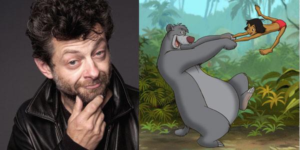 Andy Serkins rendezi A dzsungel könyvét (Fotó: cinemablend.com)