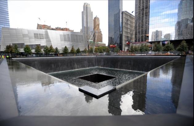 A Múzeum és a 9/11 Emlékmű
