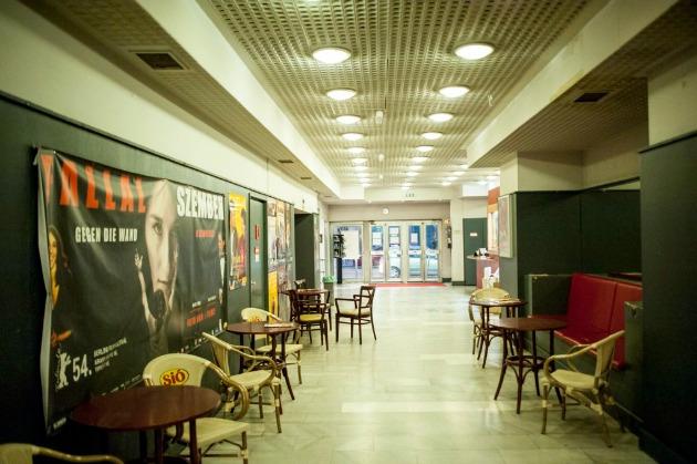 A Vörösmarty mozi belülről (MTI Fotó: Marjai János)