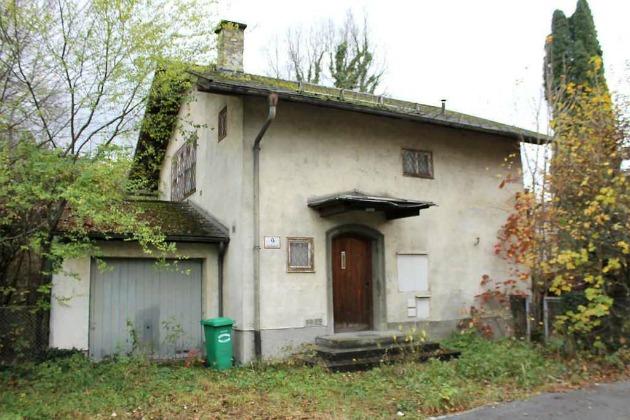 Cornelius Gurlitt salzburgi háza (Fotó: artfixdaily.com)