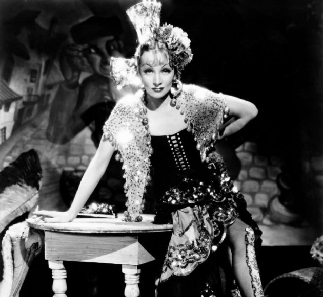 Marlene Dietrich (Fotó: veooz.com)
