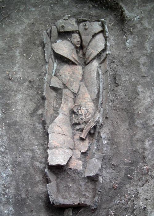 Fotó: EPA/Izraeli Régészeti Hivatal)