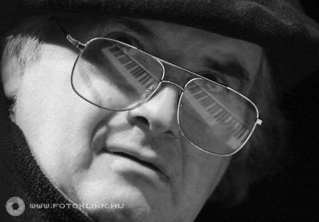 Szakcsi Lakatos Béla 2007-ben (Fotó: fotoklikk.hu)