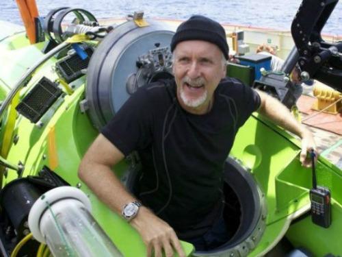 James Cameron (Fotó: breitbart.com)