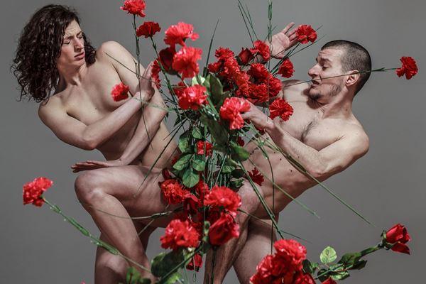 A szerelem természete - Radio Ballet (Fotó: Dömölky Dániel, forrás: MU Színáz)