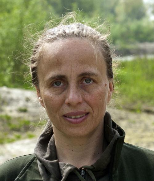 Tompa Andrea (Fotó: Szarka Zoltán)