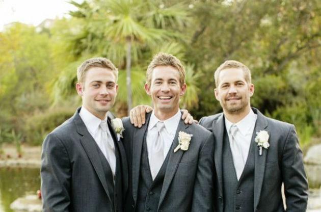 Cody, Caleb és Paul Walker