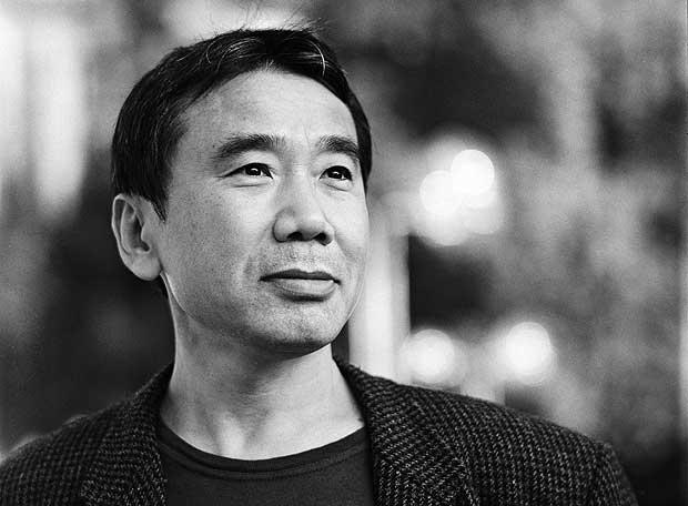 Murakami Haruki (Fotó: japanflix.com)