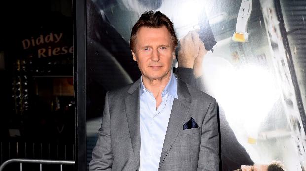Liam Neeson brit színész (Fotó: MTI/AP/Invision/AP)