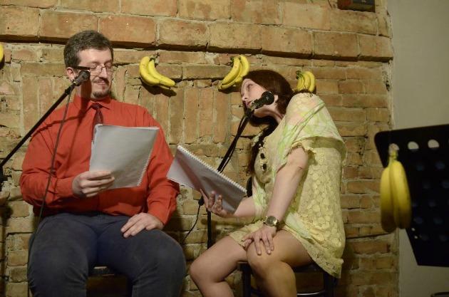 Szeretik a banánt, elvtársak? (Fotó: Fekete Zsolt)
