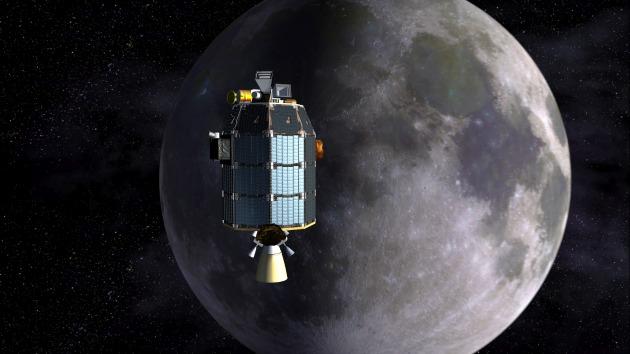 LADEE robotszonda (Fotó: solarsystem.nasa.gov)