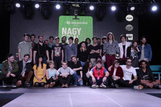 A versenyzők (MTI Fotó: Kovács Tamás)