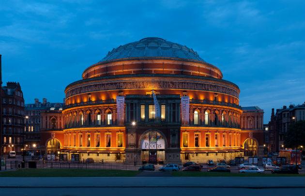 Royal Albert Hall (Fotó: es.wikipedia.org)