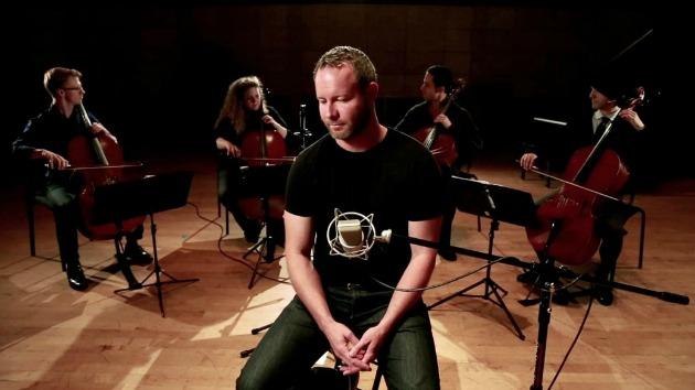 Matt Alber és a Cello Street Quartet