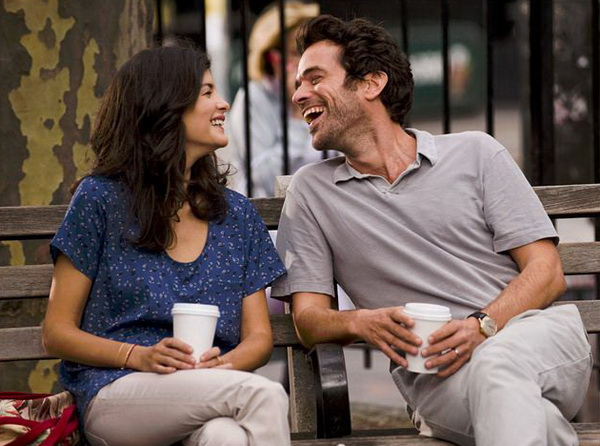 Audrey Tautou és Romain Duris a filmben
