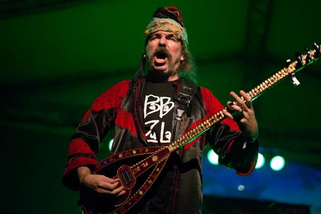 Baba Zula (Fotó: Mediawave)