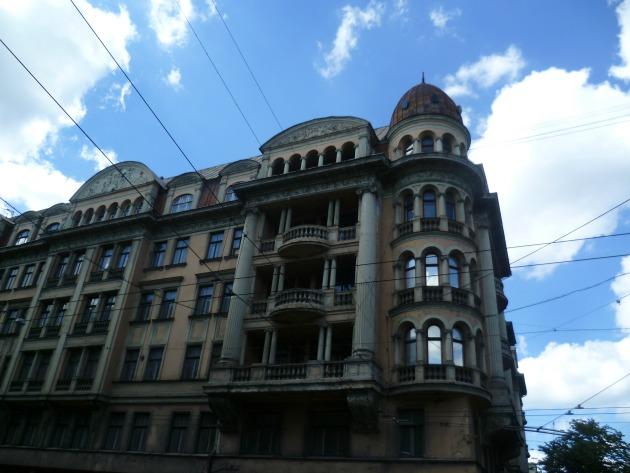 A Sarokház (Fotó: Szakszon Réka)