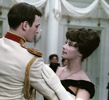 Anna Karenina szerepében (fotó: kritikustomeg.org)