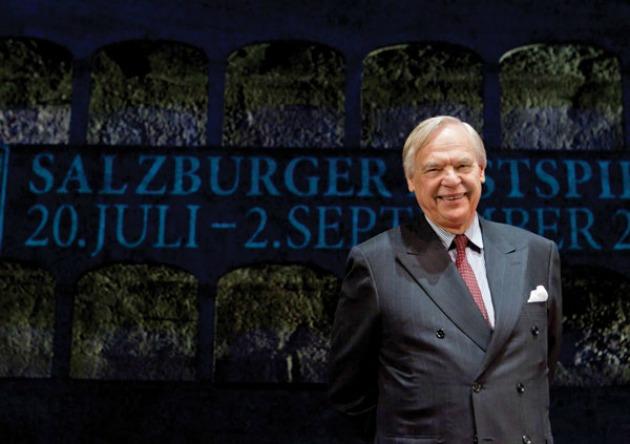 Alexander Pereira (Fotó: Andreas Kolarik/Opera News)