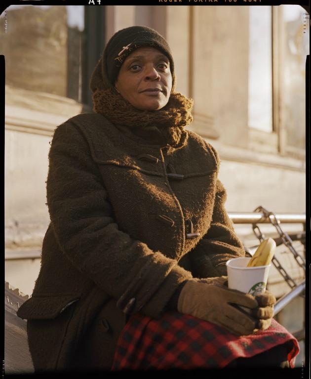 Andres Serrano: Residents of New York (Karen Davies)