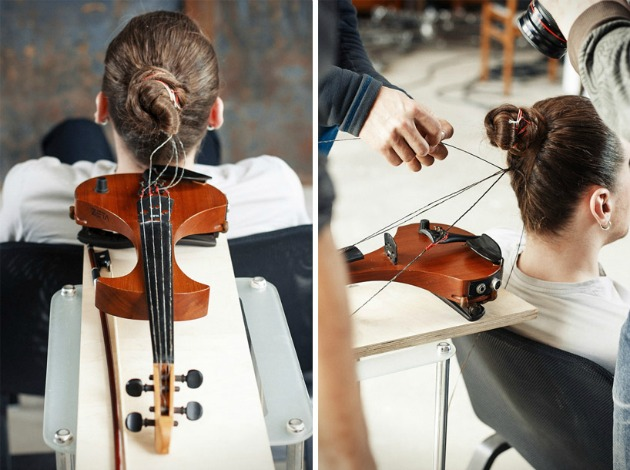 Így készült (Fotó: designboom.com)