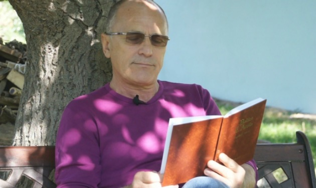 Balázs F. Attila (Fotó: televizio.sk)