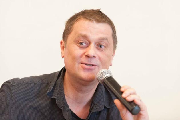 Urbán András rendező (Fotó: Bíró IStván)