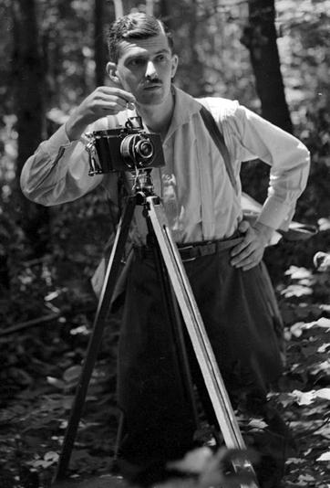 Kinszki Imre 1937-ben