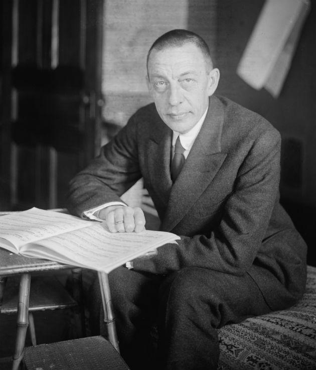 Szergej Rahmanyinov (fotó: Wikipedia)