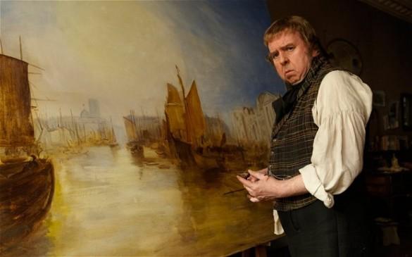 Timothy Spall a Mr. Turner főszerepében