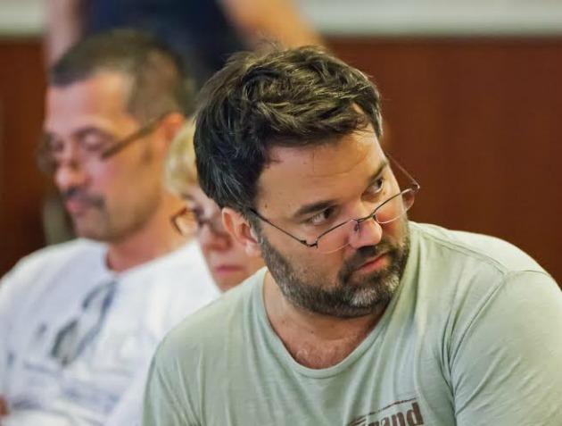Hevér Gábor (Fotó: Mészáros Csaba)