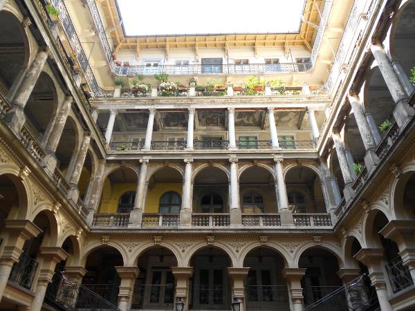 A Wagner palota belülről (Fotó: mandarchiv.hu)ú