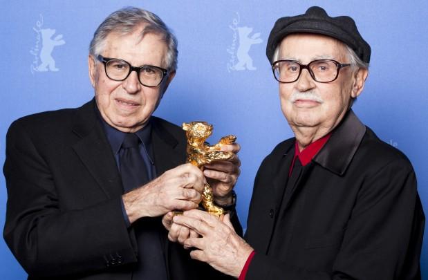 Taviani fivérek az Arany Medve-díjjal