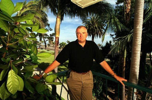 Douglas Adams (Fotó: toovia.com)