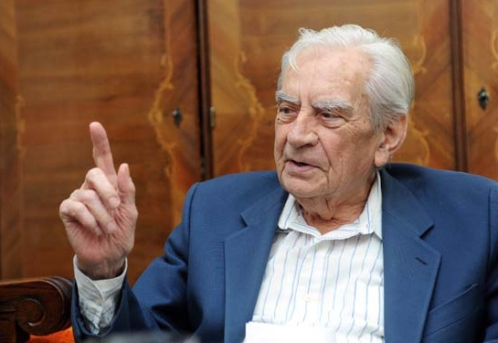 Pándy Lajos (Fotó: Szkárossy Zsuzsa)
