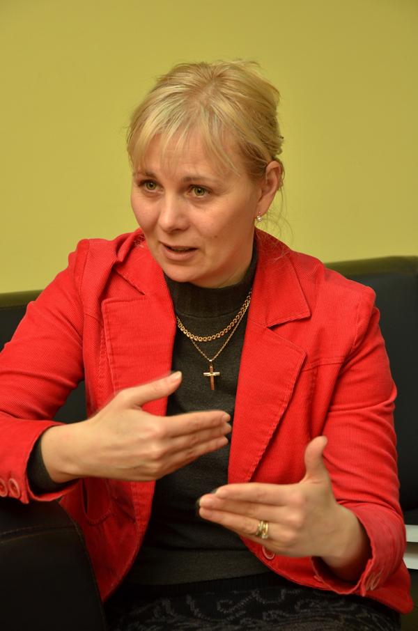 Lovas Ildikó (Fotó: visegradliterature.net)