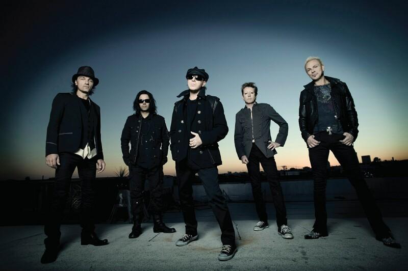 Scorpions (fotó: rockbook.hu)