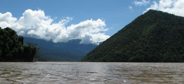 A perui Tambo folyó (Fotó: Wikipedia)