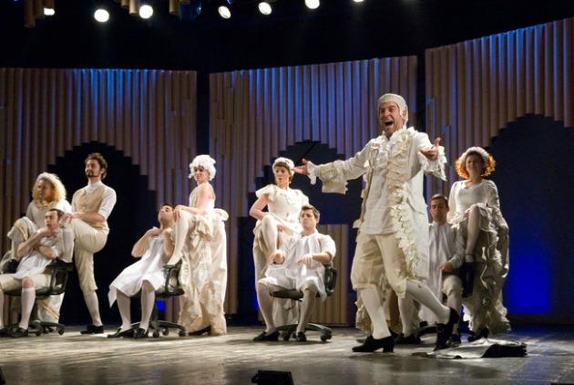 Újvidéki Színház: Opera Ultima (Forrás: 7ora7.hu)