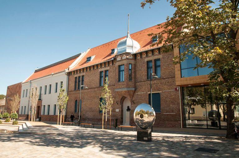 Tornyai János Múzeum (fotó: hodmezovasarhely.hu)