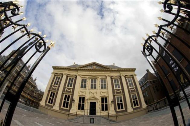 Mauritshuis (Fotó: ledger-enquirer.com)