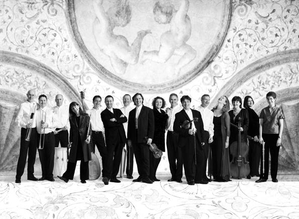 New London Consort (Fotó: bach-cantatas.com)