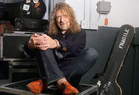 Robert Plant (Fotó: rockombia.com)