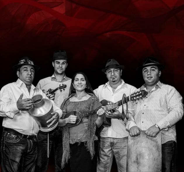 Romengo zenekar (Fotó: Farkas András)