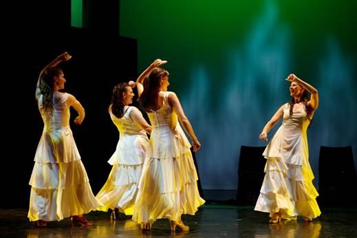 FlamencorazonArte Táncszínház, Flamenco Tavasz (Fotó: Dusa Gábor)